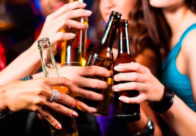 пить безалкогольное пиво