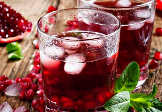 Можно ли пить гранатовый сок при грудном вскармливании