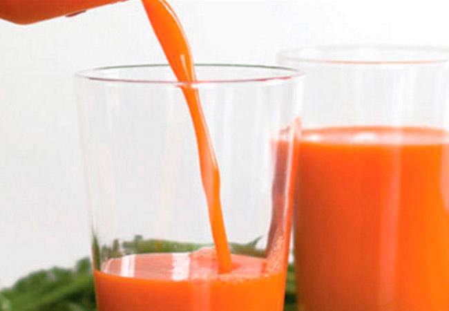 С какого возраста можно давать морковный сок