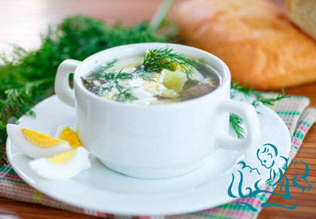 Можно ли кушать щавелевый суп при грудном вскармливании