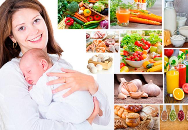 Правильный рацион питания кормящей матери в 3 месяца