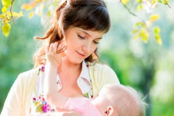 Праивльное питание после родов