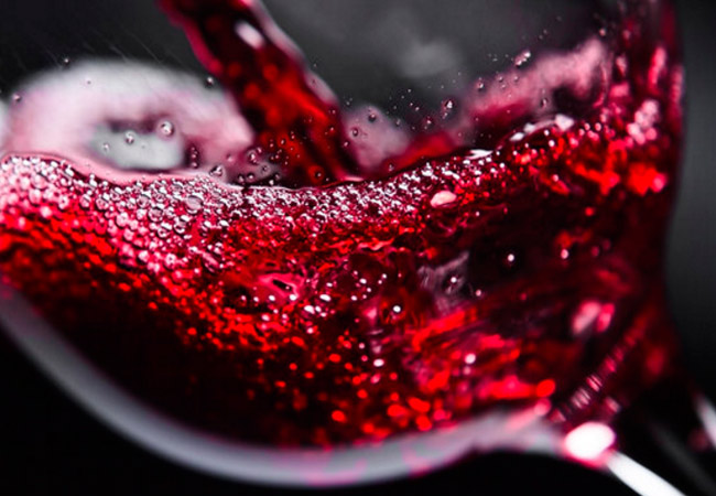 бокал вино при гв