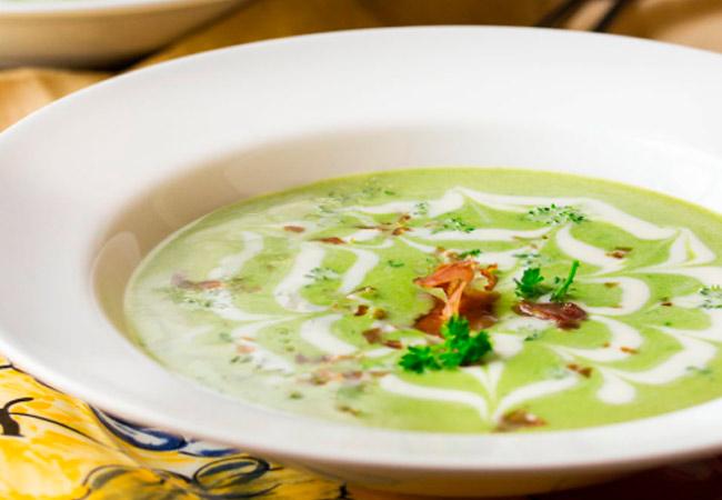 Суп-пюре при грудном вскармливании