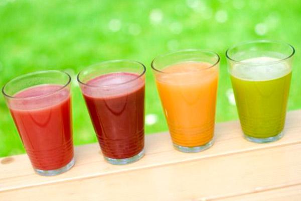 какой свежевыжатый сок можно пить