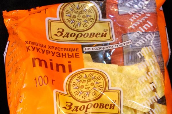польза и вред кукурузных хлебцев для кормящей мамы