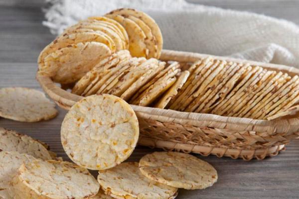 кукурузные хлебцы при грудном вскармливании