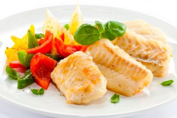 Рыба в меню кормящей мамы