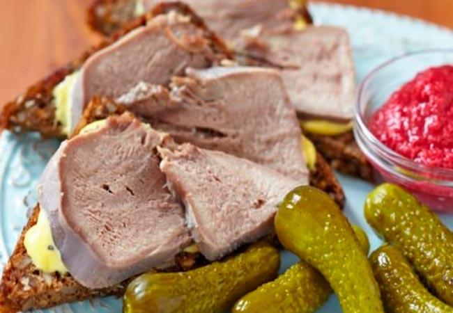 Можно ли кушать говяжий язык при грудном вскармливании