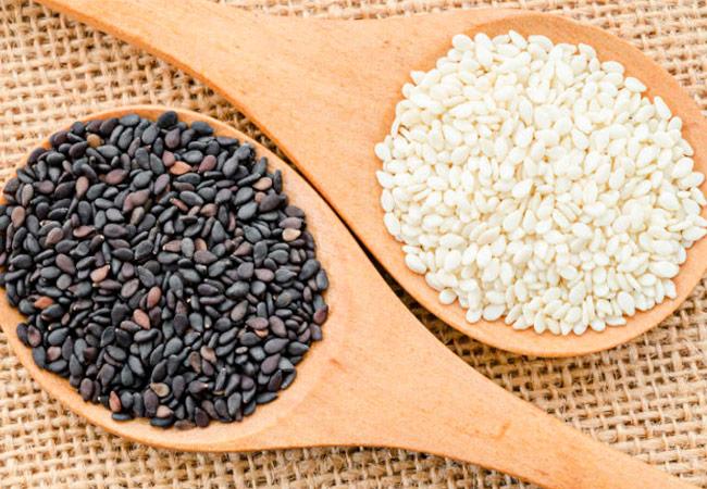 Семена кунжута три грудном вскармливании