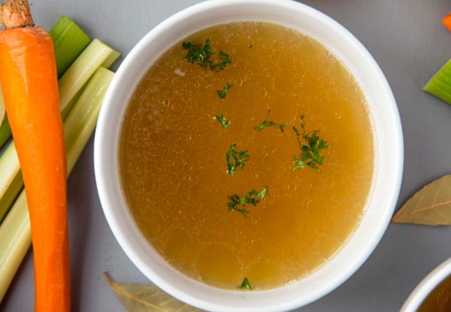 Суп для годовалого ребенка рецепт